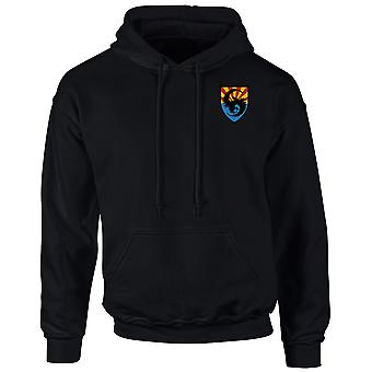 US Army 111th Military Intelligence Brigade Embroidered Logo - Hoodie
