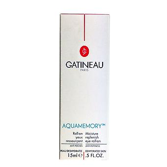 Gatineau Aquamemory Moisture Replenish Eye Roll On For Dehydrated Skin 15ml