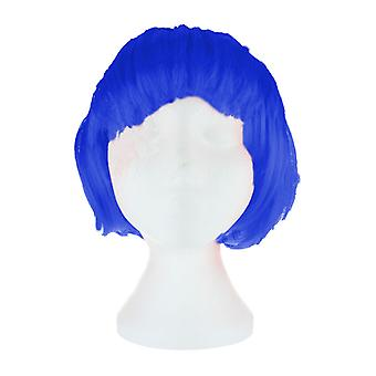 One Size Fits Most Party Bob Wig Fancy Dress Accessory