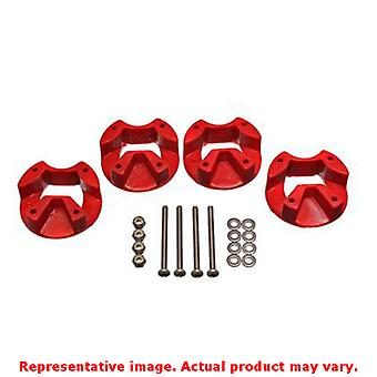 Energy Suspension Motor Mount Insert 5.1109R Red Fits L or R Fits:DODGE 2003 -