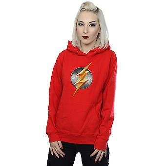 DC Comics kvinners Justice League film Flash Emblem Hettegenser