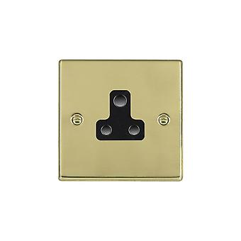 Hamilton Litestat Hartland Polished Brass 5A Lighting Socket