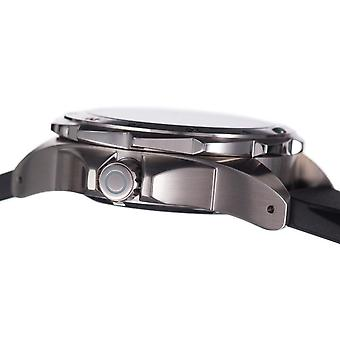 Animalske Marine Z42 Watch - sort / sølv
