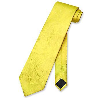 Vesuvio Napoli Krawatte Paisley Design Herren Krawatte