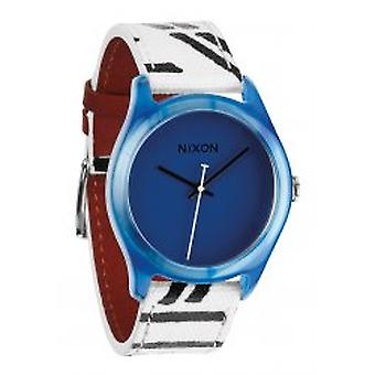 Nixon The Mod Acetate Blue Damenuhr (A402300)