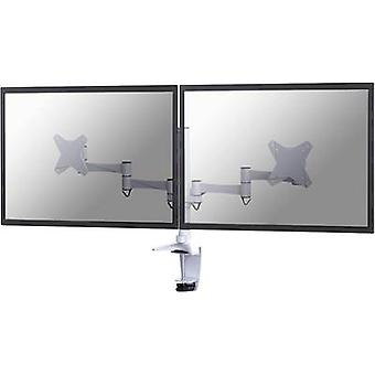 2x Monitor desk mount 25,4 cm (10) - 68,6 cm (27) Swivelling/tiltable, Swive