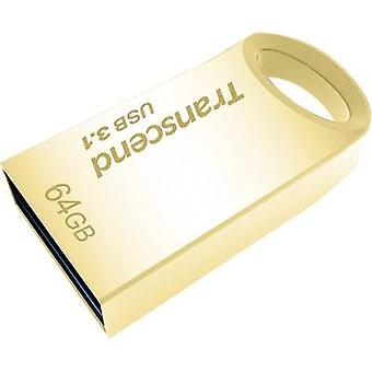 USB stick 64 GB Transcend JetFlash® 710G Gold TS64