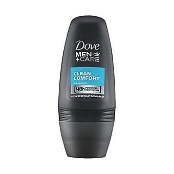 Dove Men +Care Anti-Perspirant Deodorant Roll On 48H