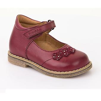 Froddo Mädchen G2140033 Schuhe Bordeaux