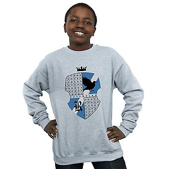 Harry Potter jongens Ravenklauw Shield Sweatshirt