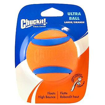 Chuckit Ultra Ball Large 7.3cm, 1 per pack, Ultra Dog Toy