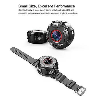 Wearable and Detachable Smart Sports Camera