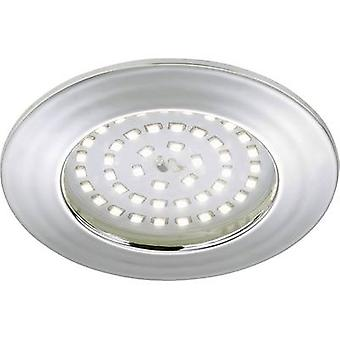 Briloner 7233-018 LED recessed light 10.5 W Warm white Chrome