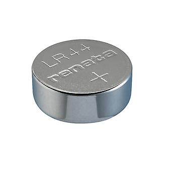 Renata LR44 Button Cell Battery LR44 (A76, V13GA)