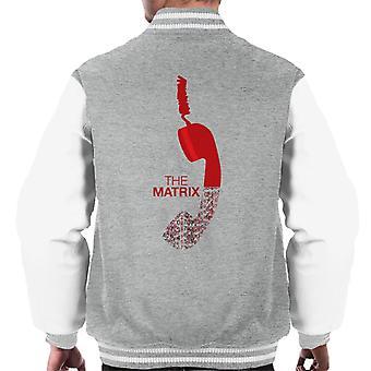 Matrix MinimalMen Varsity jakke
