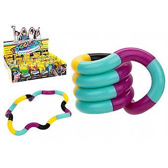 Puzzle Togglerz multicolore