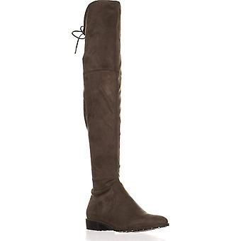 Marc Fisher Humor2 Over The Knee Boots, Taupe