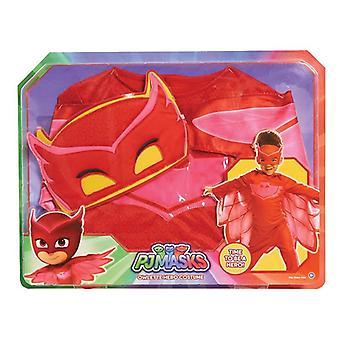 JP-PJ-Masken Owlette Kostüm Set