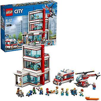 Lego 60204 City Ziekenhuis