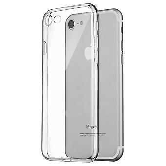 2 x Transparent cover for iPhone iPhone 8/7