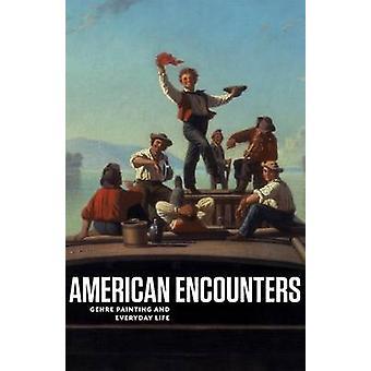 American kohtaamisia - Genre maalaus ja Peter John B arkeen