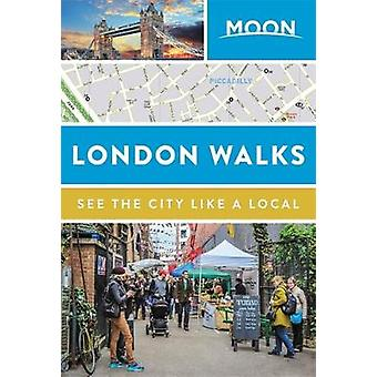 Moon London Walks - 9781631215988 Book