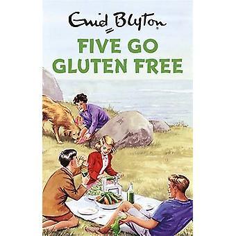 Cinco ir livre de glúten por Bruno Vincent - livro 9781786482228