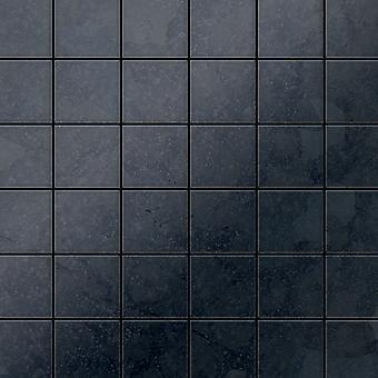 Metal mosaic Raw Steel ALLOY Cinquanta-RS