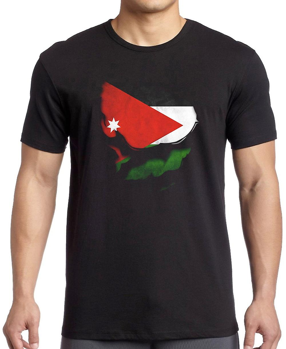 Jordan Jordanian Ripped Effect Under Shirt Women T Shirt