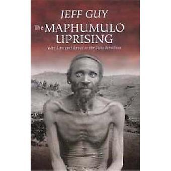 Maphumulo uppror - War - lagen och Ritual i Zulu revoltet av