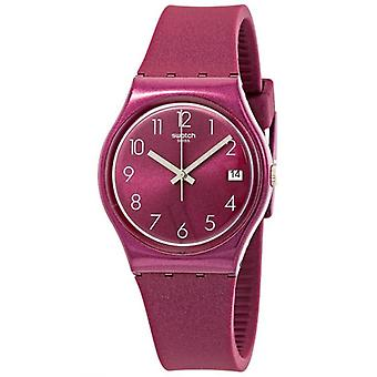 Swatch Redbaya Ladies Watch GR405