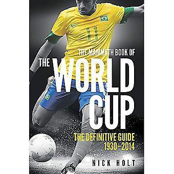 Mammouth livre d'or de la Coupe du monde (mammouths livres)