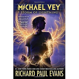 Michael Vey 5: Storm av Lightning (Michael Vey (Inbunden))