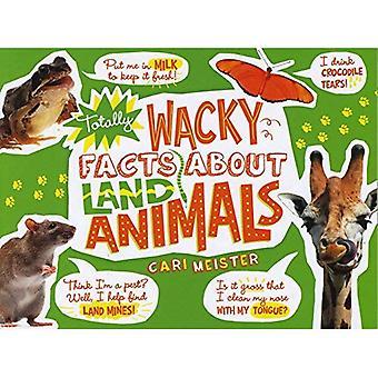 Całkowicie głupi faktów na temat zwierząt lądowych (umysł giętarki)