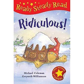Ridiculous! (Ready Steady Read)