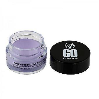 W7 Cosmetics Go Corrective Concealer 7g