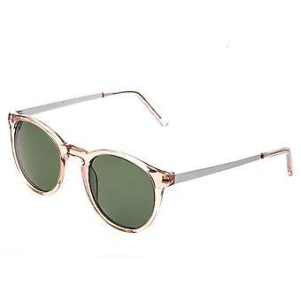 Bertha Hayley polarizada óculos de sol - rosa/preto
