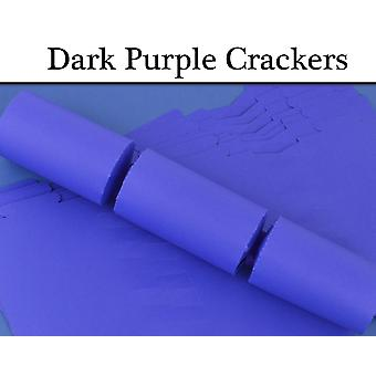 Dark Purple Make & Fill Your Own Cracker Making Craft Kits, Boards & Accessories
