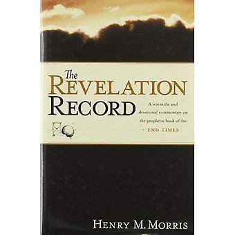 O registro da revelação