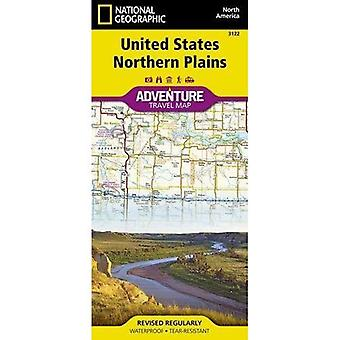 United States, Northern Plains Adventure Map