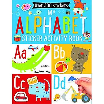 Alphabet Sticker Activity Book