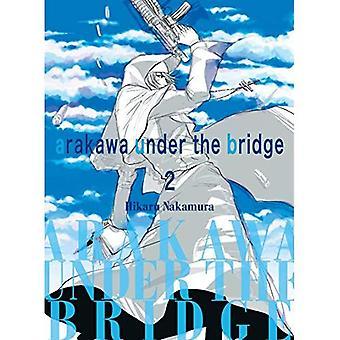 Arakawa Under the Bridge, 2