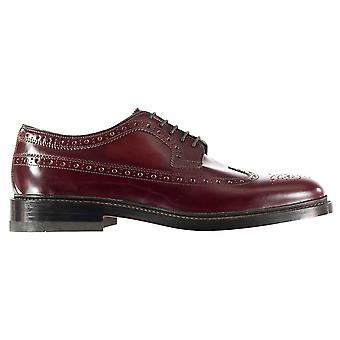 Bass Weejuns Mens Brogue Leather Shoes