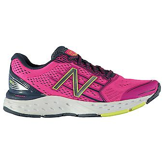 New Balance Womens 680 v5 Running Shoes Road Lace Up Ventilation Holes