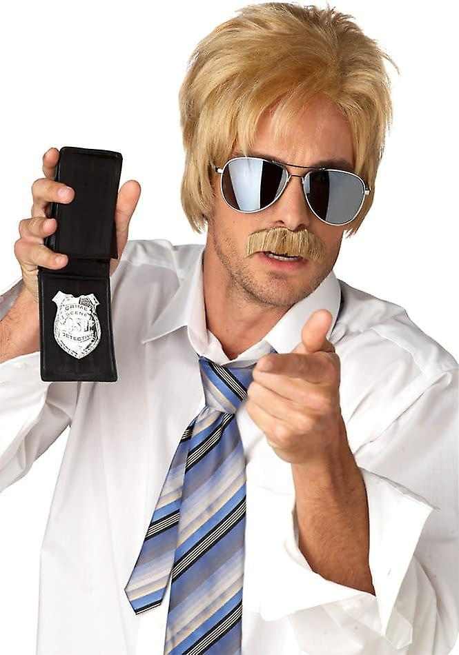Ess detektiv Blonde Wig