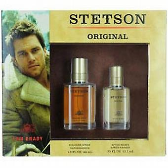 STETSON Set-cologne spray 50 ml & aftershave 22 ml