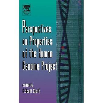 Prospettive sulla proprietà del progetto genoma umano di Kieff & F. Scott