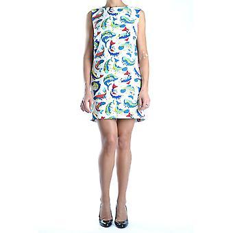 Kenzo Multicolor Cotton Dress