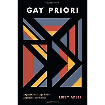 ゲイ事前-奇妙な批判的法的研究法改革へのアプローチ