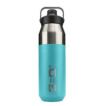 360 Degrees Wide Mouth Insulated Bottle w/ Sip